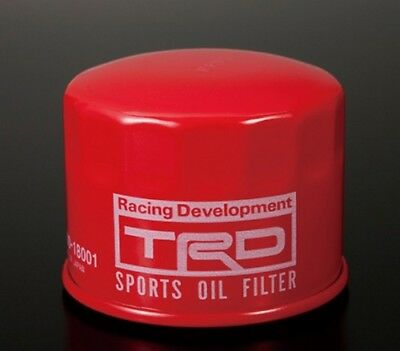 TRD SPORTS ENGINE OIL FILTER MS500-18001 for TOYOTA 86/SUBARU BRZ from JAPAN