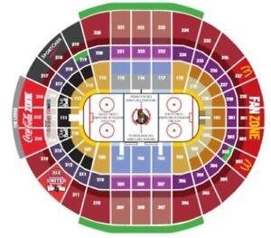 4 Ottawa Senators vs Carolina Hurricanes Sunday Jan 6