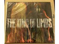 Radiohead The King of Limbs 'Newspaper Album' SEALED