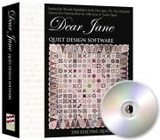 Quilt Design Software
