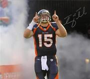 Tim Tebow Signed Photo