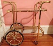 Antique Serving Cart