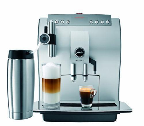 jura capresso espresso machine ebay. Black Bedroom Furniture Sets. Home Design Ideas