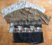 Hawaiian Shirt Lot