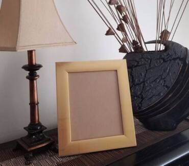 Gold frame in adelaide hills sa picture frames gumtree brushed gold style photo frame 8 x 10 made in aus greentooth Images