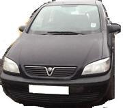 Vauxhall Zafira Diesel Breaking