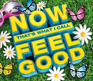 Various Artists - Now That's What I Call Feel Good (CD)