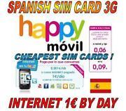 Spain Data Sim