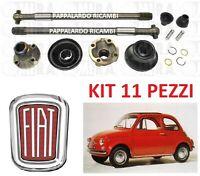 FIAT 500 GIARDINIERA// CAPPUCCIO SEMIASSE// DRIVE SHAFT