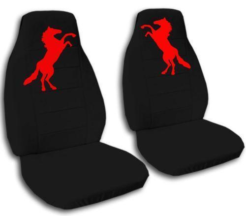 2016 Mustang Car Seat Covers