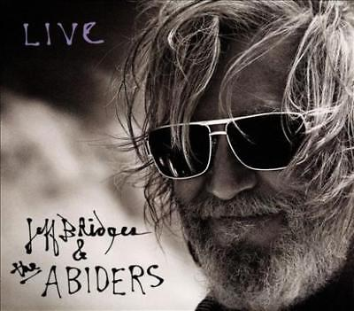 JEFF BRIDGES/JEFF BRIDGES & THE ABIDERS - LIVE [DIGIPAK] NEW CD](Jeff The)