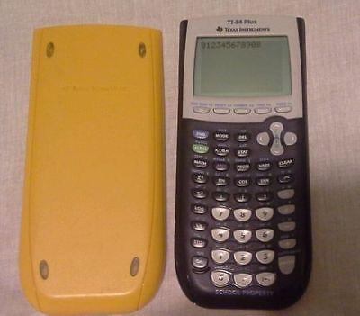 Texas Instruments TI-84 Plus Scientific Graphing calculator 30 DAY WARRANTY