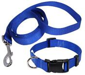 Small Dog Collar and Leash