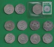 1969 50 Pence