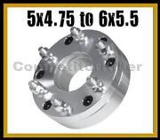 Chevy 6 Lug to 5 Lug Wheel Adapters