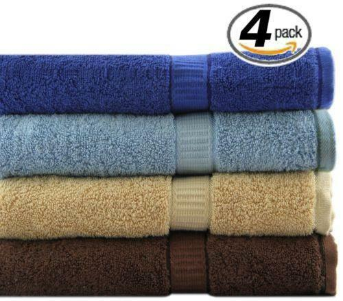 Thick bath towels ebay for Ikea beach towels