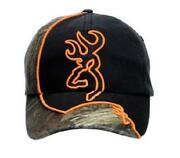 Orange Hunting Hat