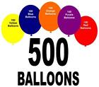 500 Balloons