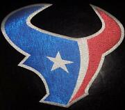 Houston Texans Iron On