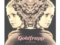 Goldfrapp 2 Tickets Seated 02 Academy Glasgow