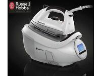 New Russell hobbs Steamglide iron - 2400 watt Digital Steam Generator Iron