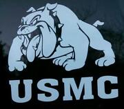 USMC Decal Sticker