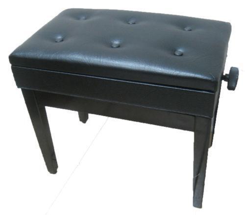 Piano Bench With Storage Ebay