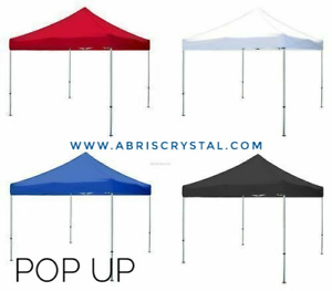 POP UP À VENDRE / VENTE EASY UP (450-914-1444)