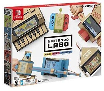 Nintendo Labo  Variety Kit Video Game