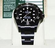 Black Rolex PVD
