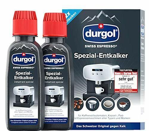 Durgol Forte Extra Starker Entkalker Kaltentferner Kalkreiniger Set 2x 1 L