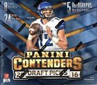 Contenders Autograph Football Cards