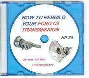 Transmission Rebuild Manual