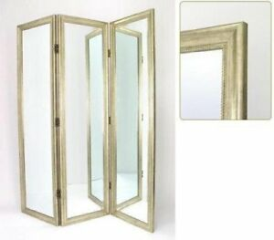 Brand New Full Size Mirror Room Divider