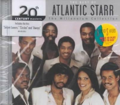 ATLANTIC STARR - 20TH CENTURY MASTERS: THE MILLENNIUM COLLECTION: BEST OF