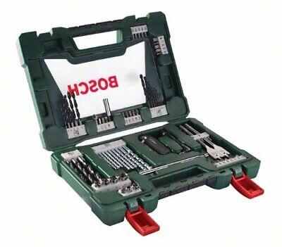 Bosch V-Line 2607017191 - Maletín de 68 unidades para taladrar y atornillar