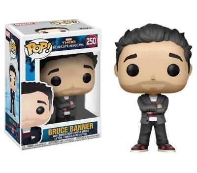 Funko POP!: Marvel: Thor: Ragnarok: Bruce Banner Exclusivo