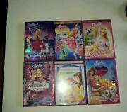 Barbie DVD Sammlung
