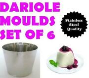 Pudding Moulds