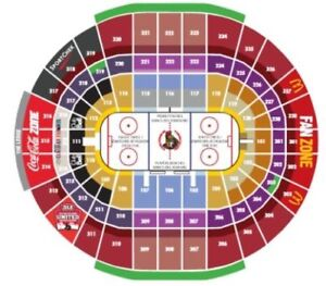 4 Ottawa Senators vs Minnesota Wild Sat Jan 5