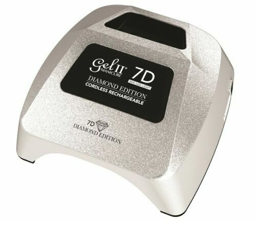 GEL II 7D DIAMOND  Edition UV/LED Cordless Rechargeable  36W Led light