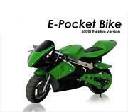 Pocket Bike Renn