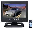 In-Car Headrest Monitors