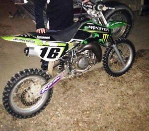 Used Kawasaki Dirt Bikes