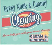 Every Nook & Cranny Cleaning Service