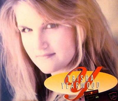 Trisha Yearwood   Discover Card Sampler   Ep Cd  1995