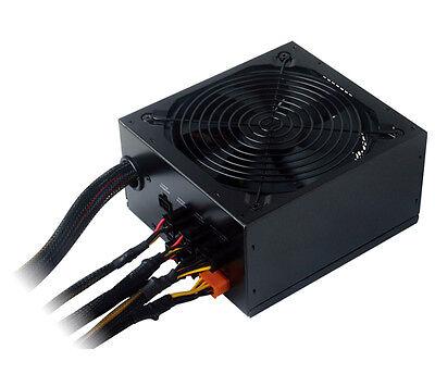 750 WATT ATX PC Gamer Netzteil SATA SLI PFC 12 cm 80+ Werte Lüfter PCIe 750W