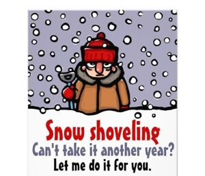 Snow Shovelling Removal