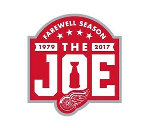 Detroit red wing tickets last season at the joe London Ontario image 1