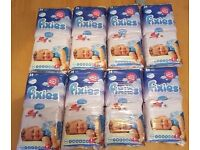 272 Nappies Size 6 Fixies 16kg to 30kg